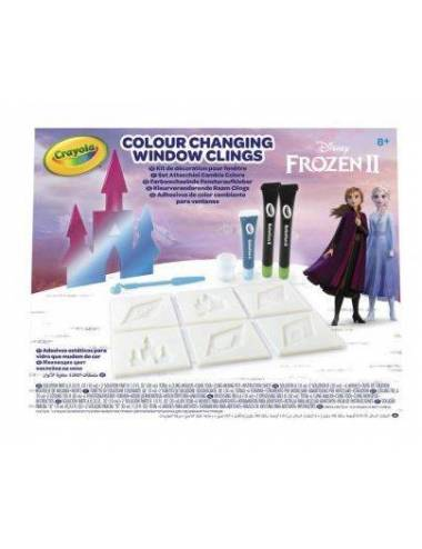CRAYOLA - SET ATTACCHINI...