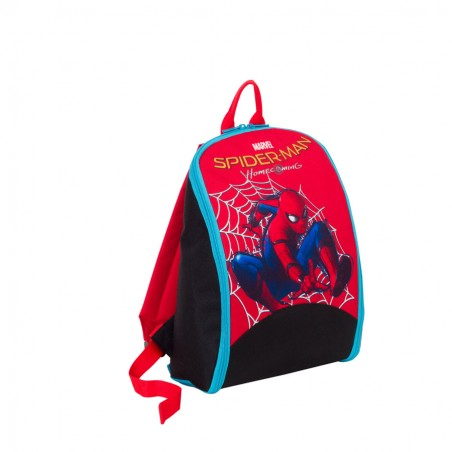 Zaino Game Backpack Spiderman Homecoming Silver We
