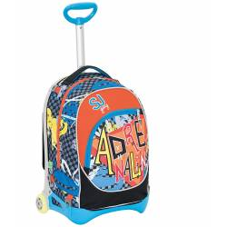 Zaino Trolley SJ - JACK HIGH TECH BOY