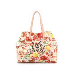 BORSA A MANO GRANDE - LIFE IS SWEET YNOT?