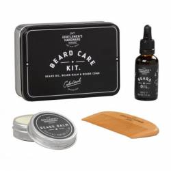 BEARD CARE KIT - WILD E WOLF